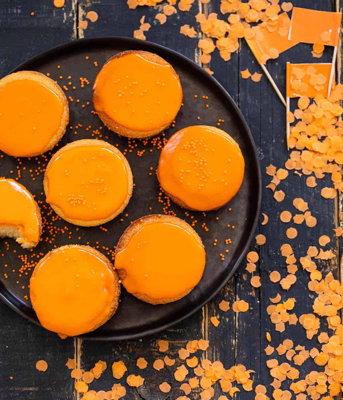 Oranje koeken