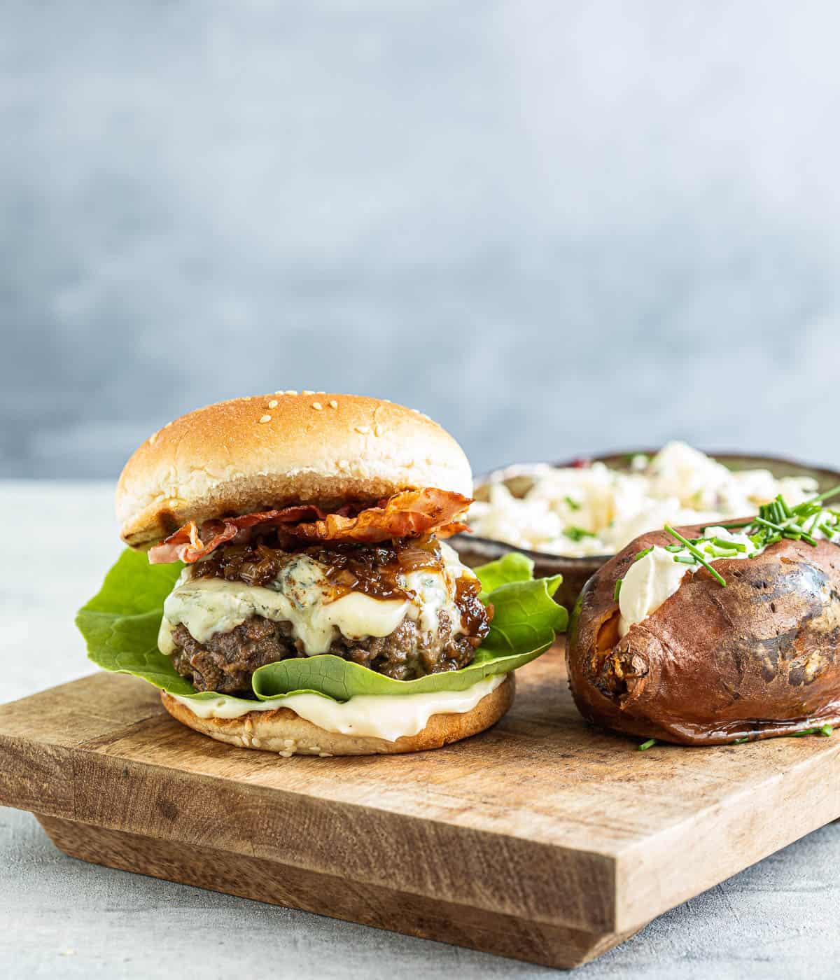 De beste hamburger
