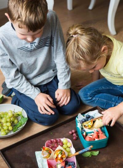 Hoe krijg je kinderen aan het eten van meer groente