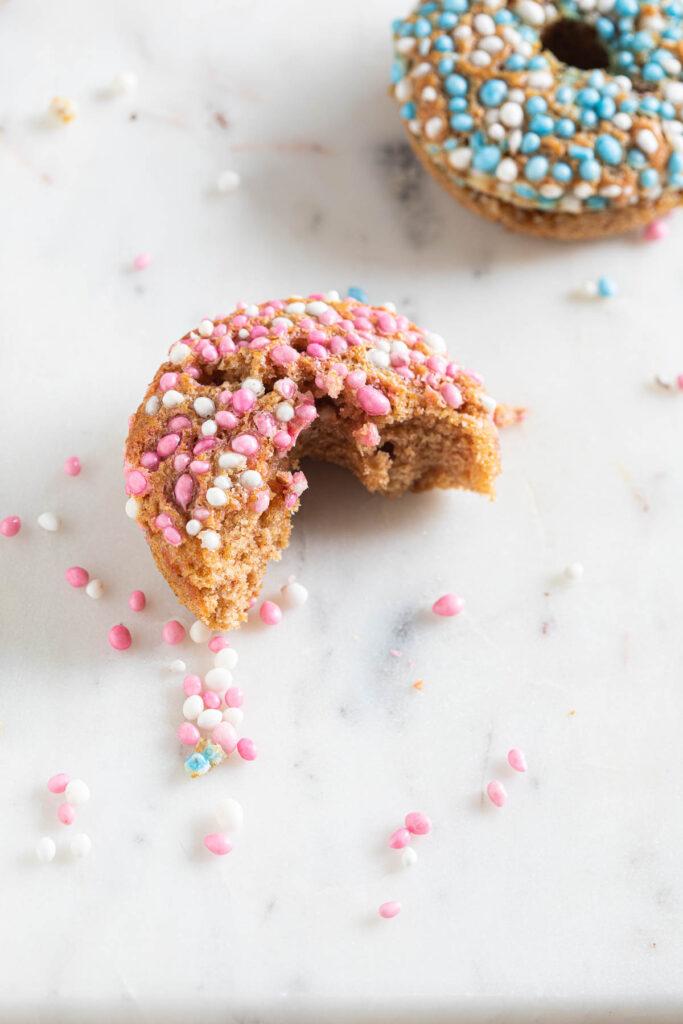 Geboorte donuts