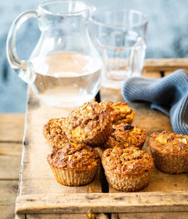 muffins uit de airfryer