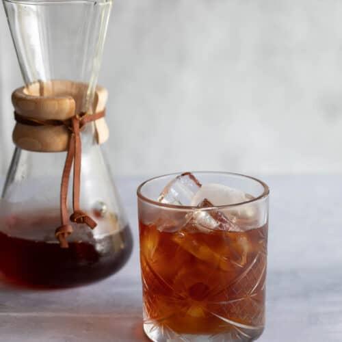 iced filter koffie