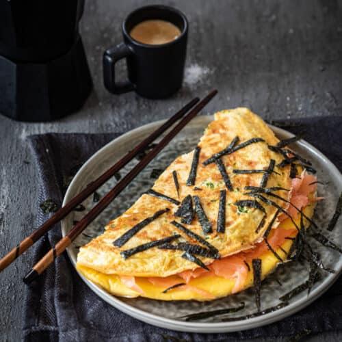 Japanse omelet