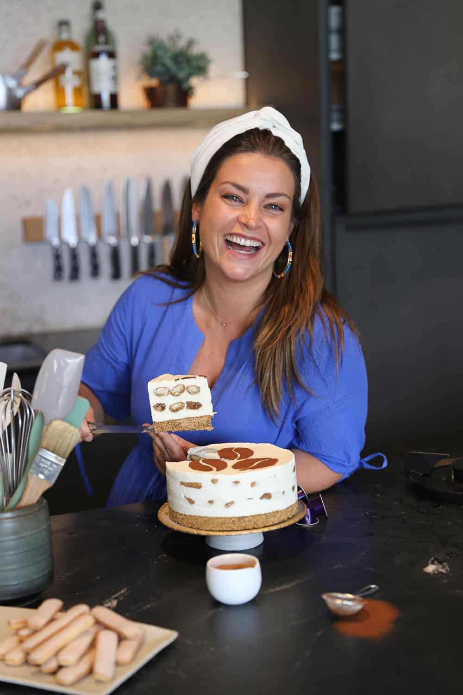 Nespresso cheesecake