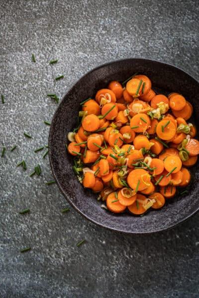 wortel gember sjalot