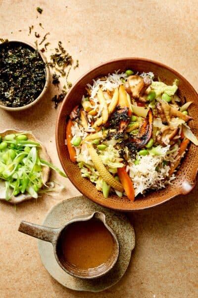Japanse nasi