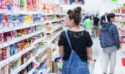 veelgebruikte toko ingrediënten op naar de aziatische supermarkt